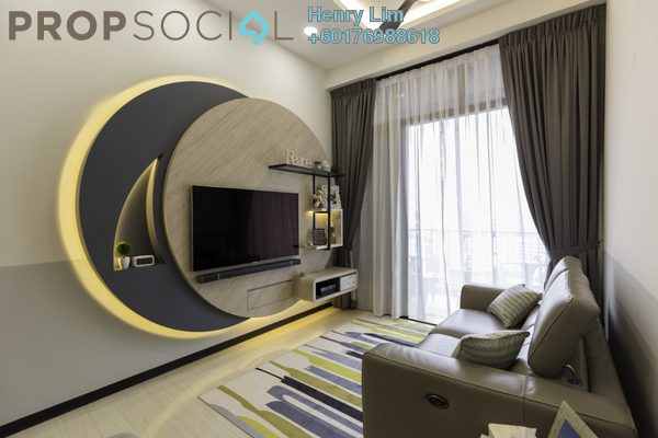 Serviced Residence For Rent in Tropicana The Residences, KLCC Freehold Fully Furnished 1R/1B 3k