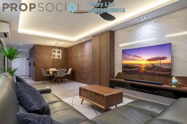 Condominium For Rent in Cendana, KLCC Freehold Fully Furnished 3R/4B 4.5k