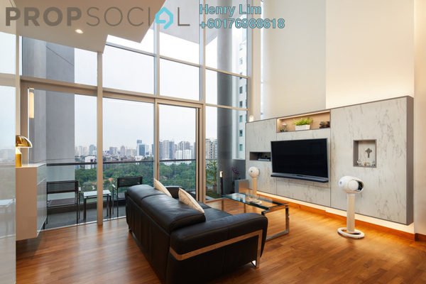 Condominium For Rent in Suria Stonor, KLCC Freehold Fully Furnished 4R/5B 7.5k
