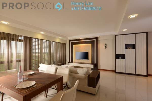 Condominium For Rent in The Avare, KLCC Freehold Fully Furnished 4R/5B 11k