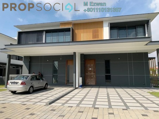 Superlink For Sale in Aeres, Eco Ardence Freehold Unfurnished 4R/4B 1.5m