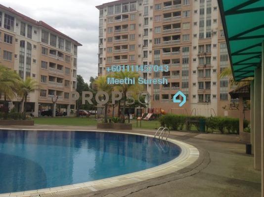 Condominium For Sale in Nilam Puri, Bandar Bukit Puchong Freehold Unfurnished 3R/2B 350k