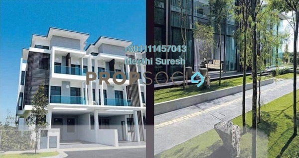 Villa For Sale in Reflexion, Puchong Freehold Unfurnished 4R/5B 1.19m