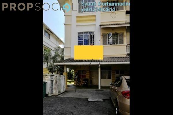 Townhouse For Sale in Precinct 16, Putrajaya Freehold Unfurnished 3R/2B 475k