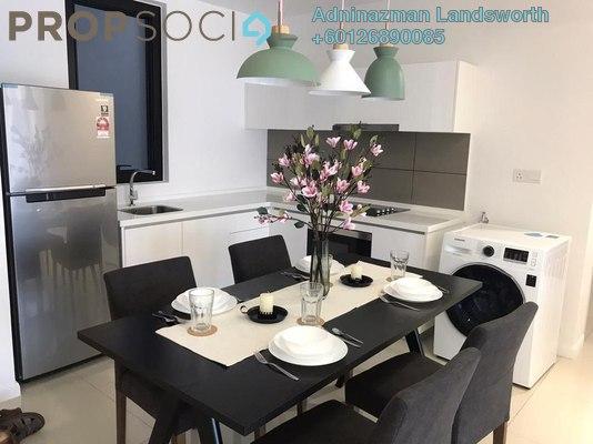 Condominium For Rent in Novum, Bangsar South Freehold Fully Furnished 2R/2B 3.7k