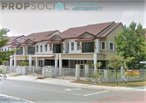 Terrace For Sale in Putra Avenue, Putra Heights Freehold Semi Furnished 4R/3B 765k
