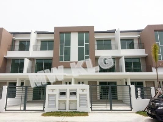 Terrace For Rent in Bandar Botanic, Klang Freehold Unfurnished 5R/4B 1.8k