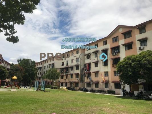 Apartment For Sale in Idaman Apartment, Damansara Damai Freehold Unfurnished 3R/1B 120k
