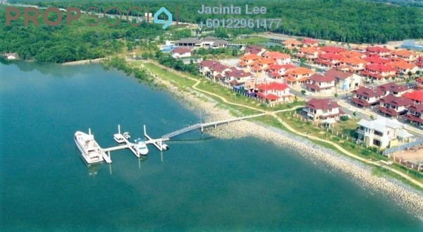 Bungalow For Sale in Glenmarie Cove, Port Klang Freehold Semi Furnished 5R/5B 1.22m