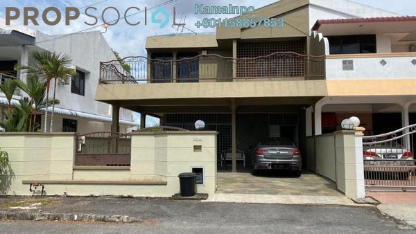 Semi-Detached For Sale in Taman Lumba Kuda, Alor Setar Freehold Semi Furnished 4R/3B 598k