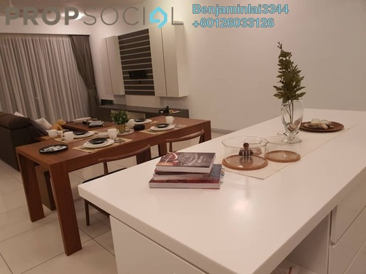 Condominium For Rent in The Westside One, Desa ParkCity Freehold Fully Furnished 3R/4B 6.5k