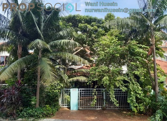 Semi-Detached For Sale in Glenmarie Courts, Glenmarie Freehold Semi Furnished 5R/4B 2.75m
