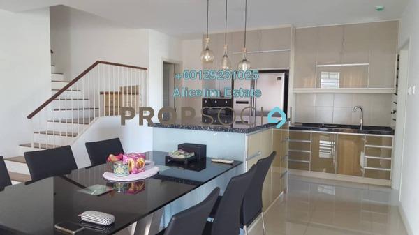 Townhouse For Rent in Primer Garden Town Villas, Cahaya SPK Freehold Semi Furnished 4R/4B 2k