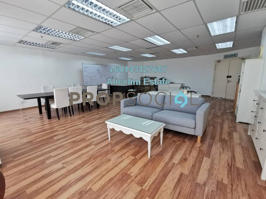 Office For Rent in Solaris Dutamas, Dutamas Freehold Fully Furnished 0R/0B 2.9k