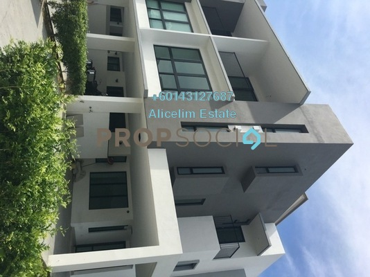 Townhouse For Sale in Primer Garden Town Villas, Cahaya SPK Freehold Unfurnished 4R/4B 1.12m