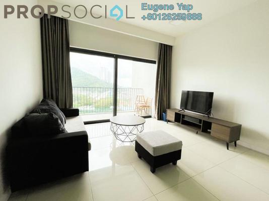 Condominium For Rent in The Westside Three, Desa ParkCity Freehold Fully Furnished 2R/2B 3.2k