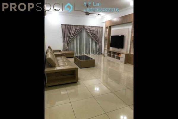 Condominium For Rent in 8 Petaling, Sri Petaling Freehold Fully Furnished 3R/3B 2.8k