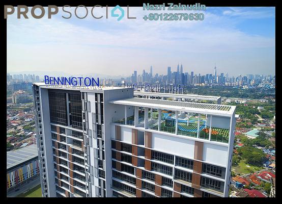 Condominium For Sale in Bennington Residences, Setapak Freehold Unfurnished 4R/3B 750k