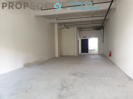 Shop For Rent in Tamarind Square, Cyberjaya Freehold Unfurnished 0R/2B 623k
