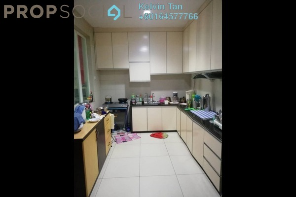 Terrace For Sale in Jubilee Court, Pudu Freehold Semi Furnished 6R/6B 1.4m
