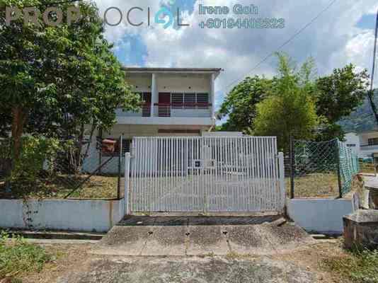 Semi-Detached For Rent in Lorong Lembah Permai, Tanjung Bungah Freehold Unfurnished 4R/3B 1.5k