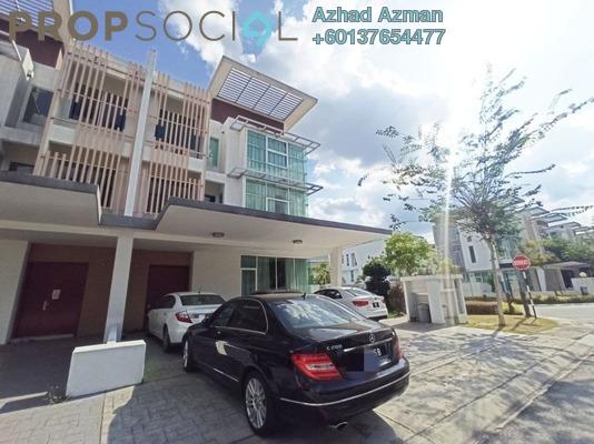 Semi-Detached For Sale in Jacaranda @ Garden Residence, Cyberjaya Freehold Unfurnished 6R/6B 1.55m