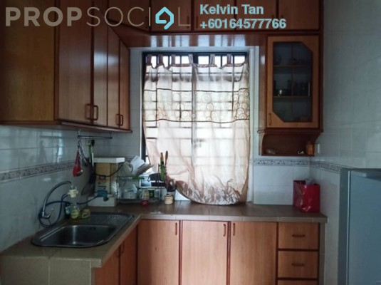 Apartment For Sale in Desa University, Sungai Dua Freehold Fully Furnished 3R/2B 550k