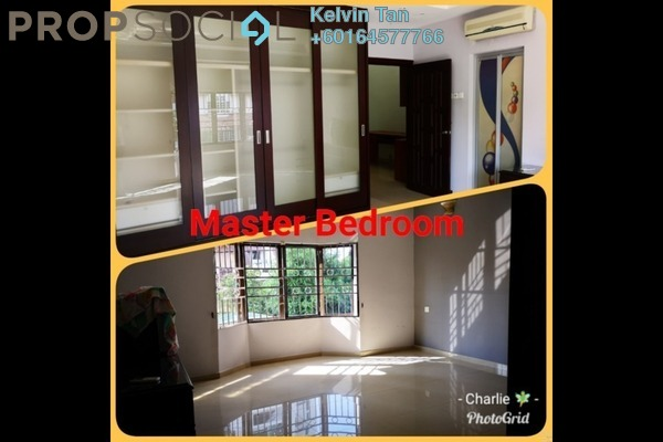 Terrace For Sale in Lorong Damai 9, Ampang Hilir Freehold Semi Furnished 4R/4B 920k