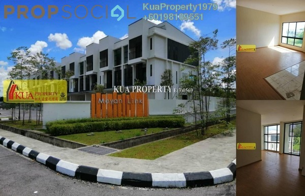 Townhouse For Rent in Moyan Link, Kuching Freehold Unfurnished 3R/2B 900translationmissing:en.pricing.unit