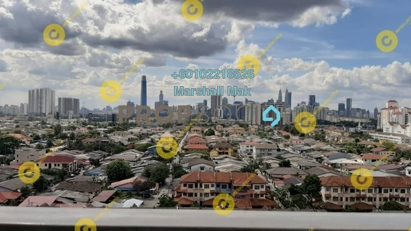 Condominium For Rent in Taman Nirwana, Ampang Freehold Fully Furnished 3R/2B 3.8k