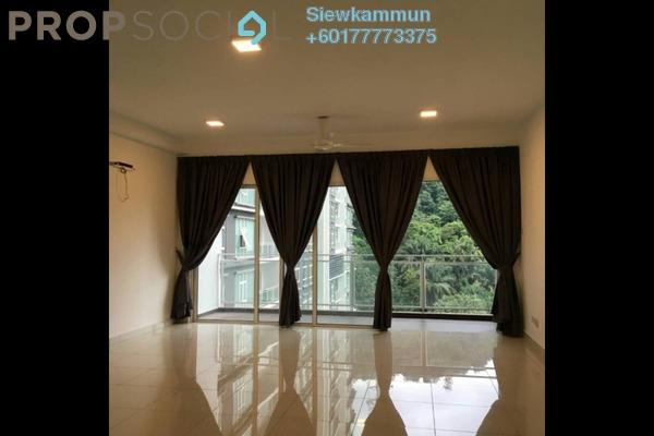 Condominium For Rent in Damansara Foresta, Bandar Sri Damansara Freehold Semi Furnished 4R/3B 1.7k