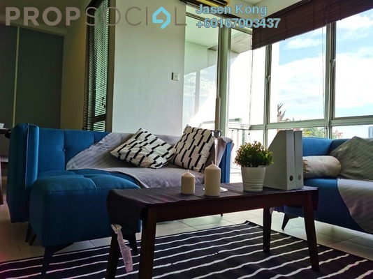 Condominium For Sale in Casa Indah 2, Tropicana Freehold Fully Furnished 3R/3B 650k