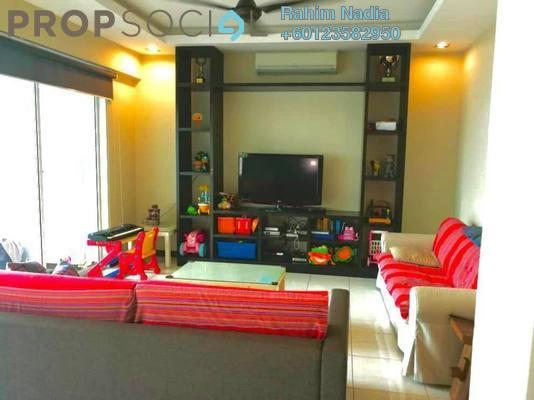 Condominium For Sale in Armanee Terrace I, Damansara Perdana Freehold Semi Furnished 4R/3B 930k
