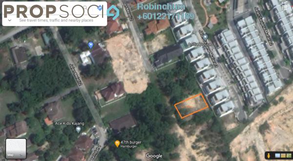 Land For Sale in Taman Saujana Emas, Kajang Freehold Unfurnished 0R/0B 660k