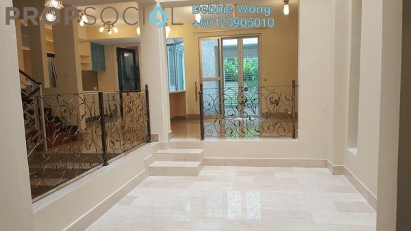 Terrace For Sale in Villa Aseana, Mont Kiara Freehold Semi Furnished 5R/5B 3.4m