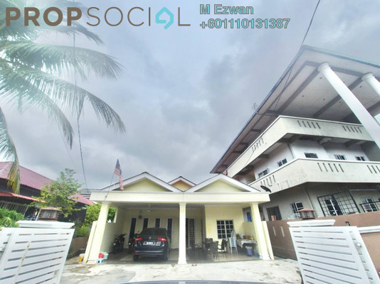 Bungalow For Sale in Laksamana, Batu Caves Leasehold Unfurnished 4R/2B 650k