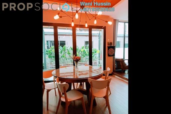 Semi-Detached For Sale in Setia Damai, Setia Alam Freehold Fully Furnished 5R/4B 1.45m