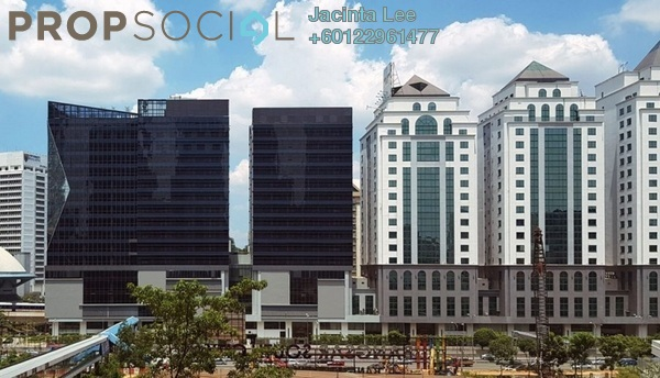 Office For Sale in Bangsar Trade Centre, Pantai Freehold Unfurnished 0R/2B 559k