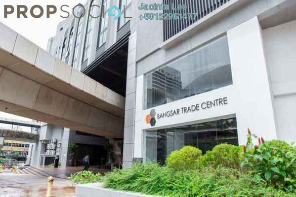 Office For Sale in Bangsar Trade Centre, Pantai Freehold Unfurnished 0R/1B 398k
