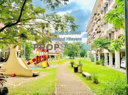 Apartment For Sale in Intan Apartment, Setiawangsa Freehold Unfurnished 3R/2B 365k