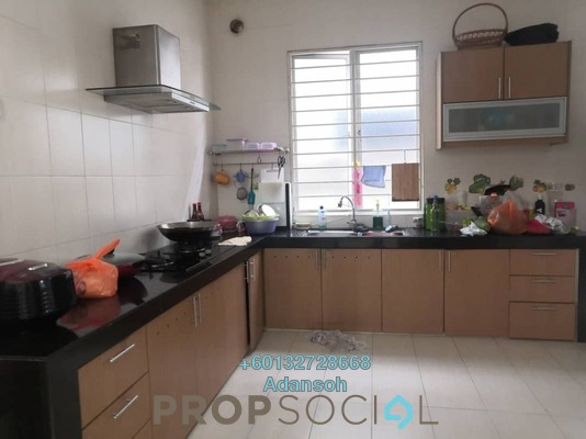 Semi-Detached For Sale in Laman Residen, Jalan Ipoh Freehold Semi Furnished 4R/4B 1.38m