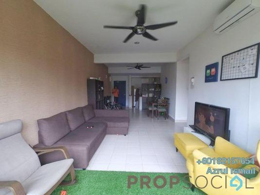 Apartment For Sale in D'Rimba, Kota Damansara Freehold Semi Furnished 3R/2B 400k