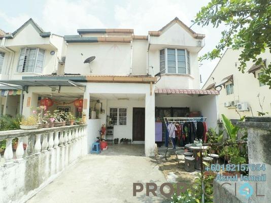 Terrace For Sale in USJ 1, UEP Subang Jaya Freehold Semi Furnished 4R/3B 540k
