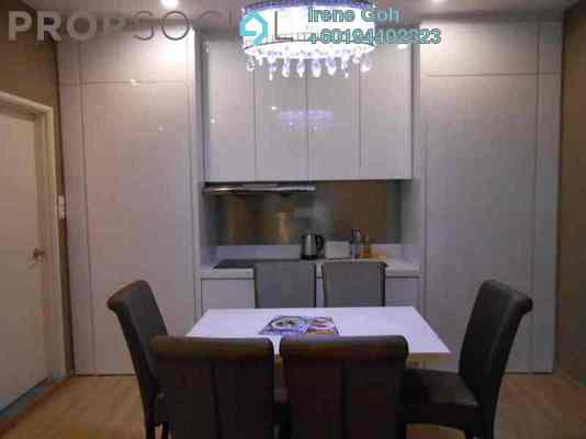 Apartment For Rent in One One Eight, Tanjung Tokong Freehold Fully Furnished 3R/2B 2.2k