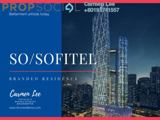 Condominium For Sale in Oxley Towers, Kuala Lumpur Freehold Fully Furnished 2R/2B 2.59m