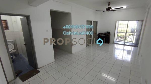 Apartment For Rent in Taman Kasturi, Cheras South Freehold Unfurnished 3R/2B 850translationmissing:en.pricing.unit