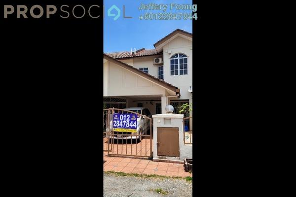 Terrace For Sale in Taman Wawasan, Pusat Bandar Puchong Freehold Semi Furnished 4R/3B 750k