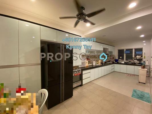Terrace For Sale in Fadason Villa, Jinjang Leasehold Semi Furnished 5R/4B 1.35m