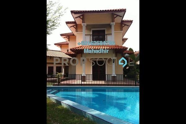 Bungalow For Rent in Mutiara Homes, Mutiara Damansara Freehold Semi Furnished 7R/5B 12k