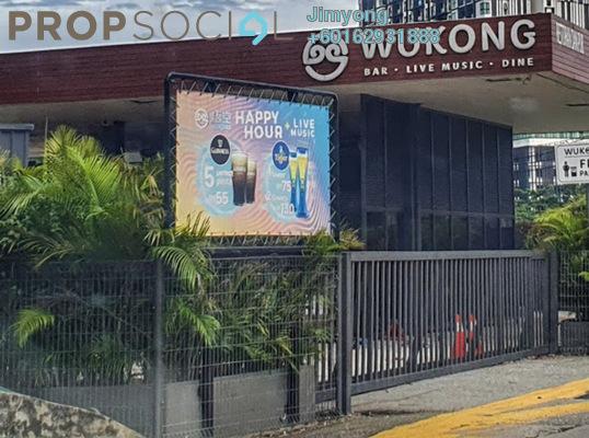 Shop For Rent in 3rd Mile Square, Old Klang Road Freehold Semi Furnished 0R/1B 23k